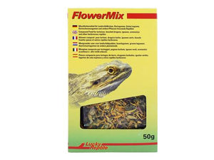 Lucky Reptile Flower Mix 50g - Creepy Critters