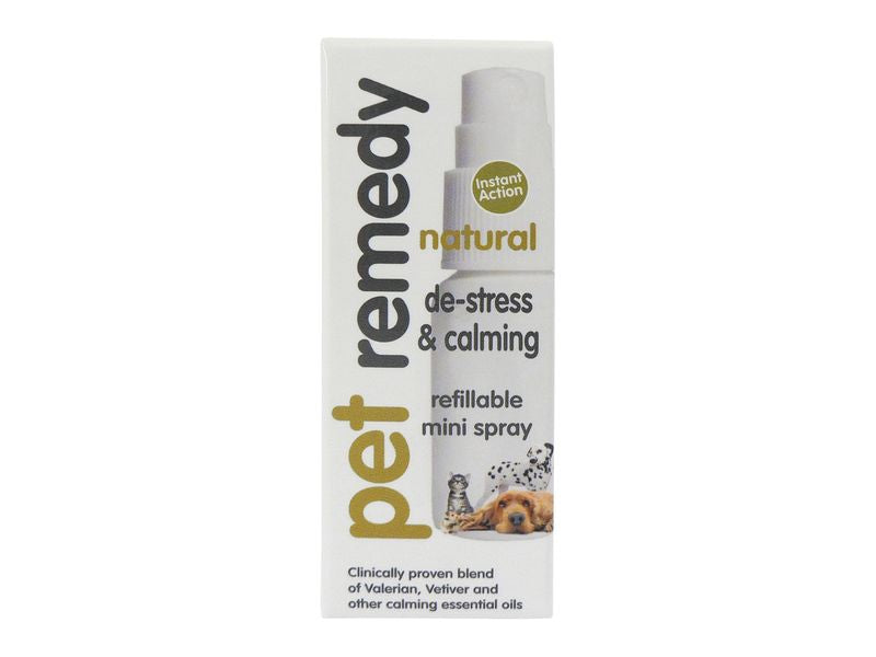Pet Remedy Natural De-Stress & Calming Spray
