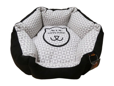 Republic of Pet Cozy Cat Hexagon Bed