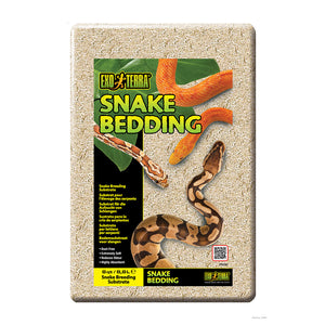 ET Snake Bedding 8L, PT2767 - Creepy Critters