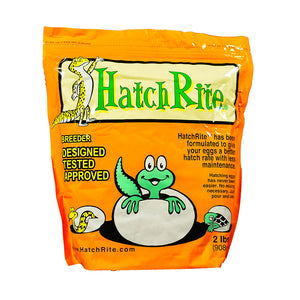 Hatchrite Incubation Medium 908g bag - Creepy Critters
