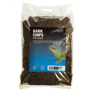 PR Bark Chips Fine, 25 litre - Creepy Critters