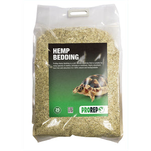 PR Hemp Bedding, 25 litre - Creepy Critters