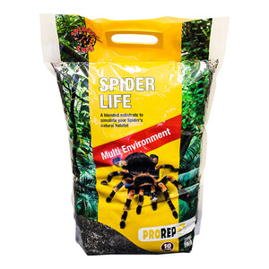PR Spider Life Substrate, 10 Litre - Creepy Critters