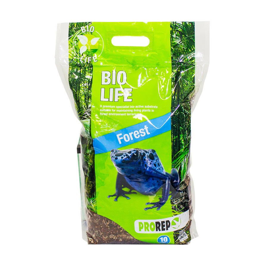 PR BioLife FOREST Substrate, 10 Litre Bio Life - Creepy Critters