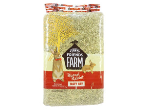 Supreme Tiny Friends Farm Russel Rabbit Tasty Hay Bedding 2kg