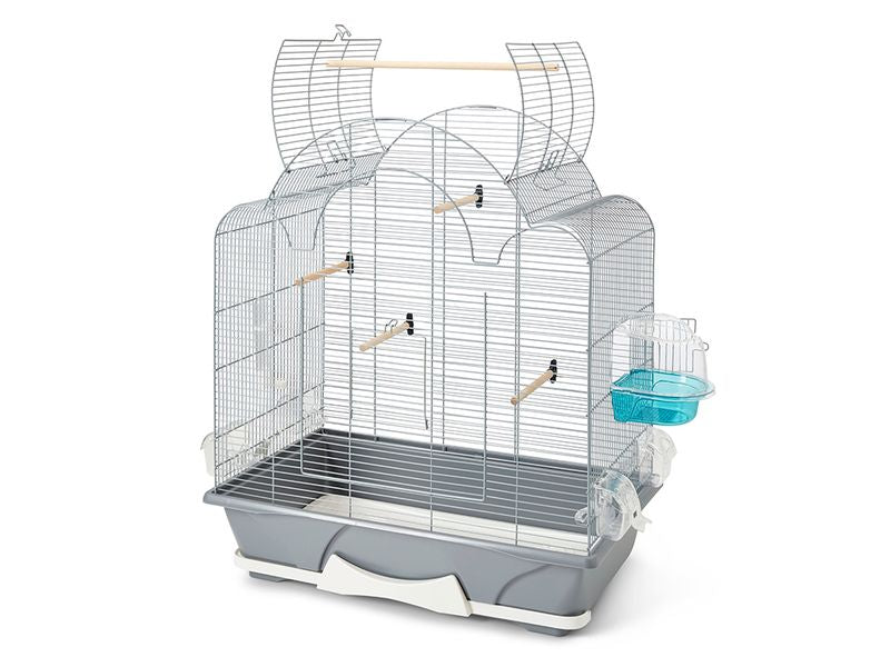Savic Melodie 50 Open Top Bird Cage 64x38x74cm