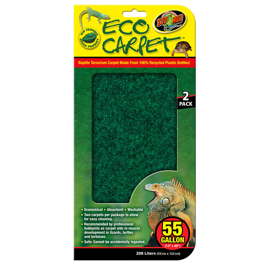 ZM Eco Cage Carpet 55 Gal, CC-55 - Creepy Critters