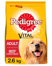 Load image into Gallery viewer, Pedigree Beef 2.6kg - Creepy Critters