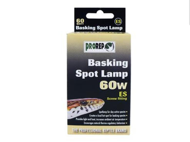 Basking Spot Lamp 60W - Creepy Critters