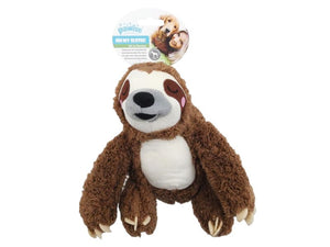 Pawise Plush Sloth Dog Toy 33cm