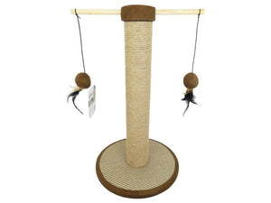 Pawise Cat Play Pen Scratching Post 35x35x55cm