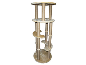 Pawise Cat Columns Scratching Post 60x60x174cm