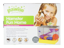 Load image into Gallery viewer, Pawise Hamster Fun Home Large 40.5x30x37cm