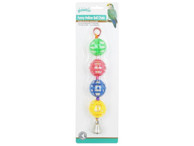 Pawise Funny Hollow Ball Chain