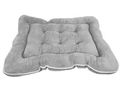 Republic of Pet Relax Pad Grey Bed