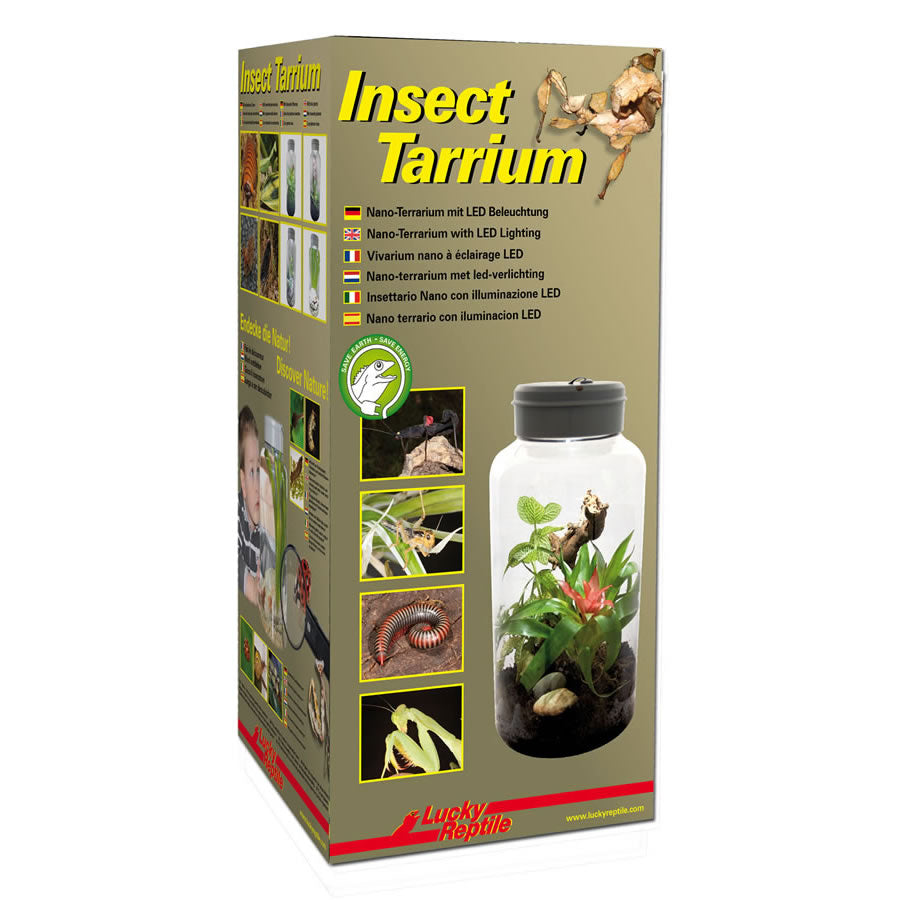 LR InsectTarrium 5 Litre, IT-5 - Creepy Critters