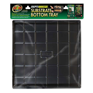 ZM ReptiBreeze Substrate Bottom Tray Med, NT-12T - Creepy Critters