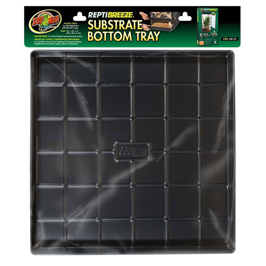 ZM ReptiBreeze Substrate Bottom Tray Lge, NT-13T - Creepy Critters
