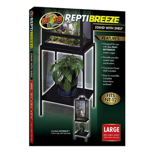 ZM ReptiBreeze Stand, for NT-12, NT-12S - Creepy Critters