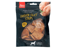 Load image into Gallery viewer, Pets Unlimited Chicken Fillet Strips 150g