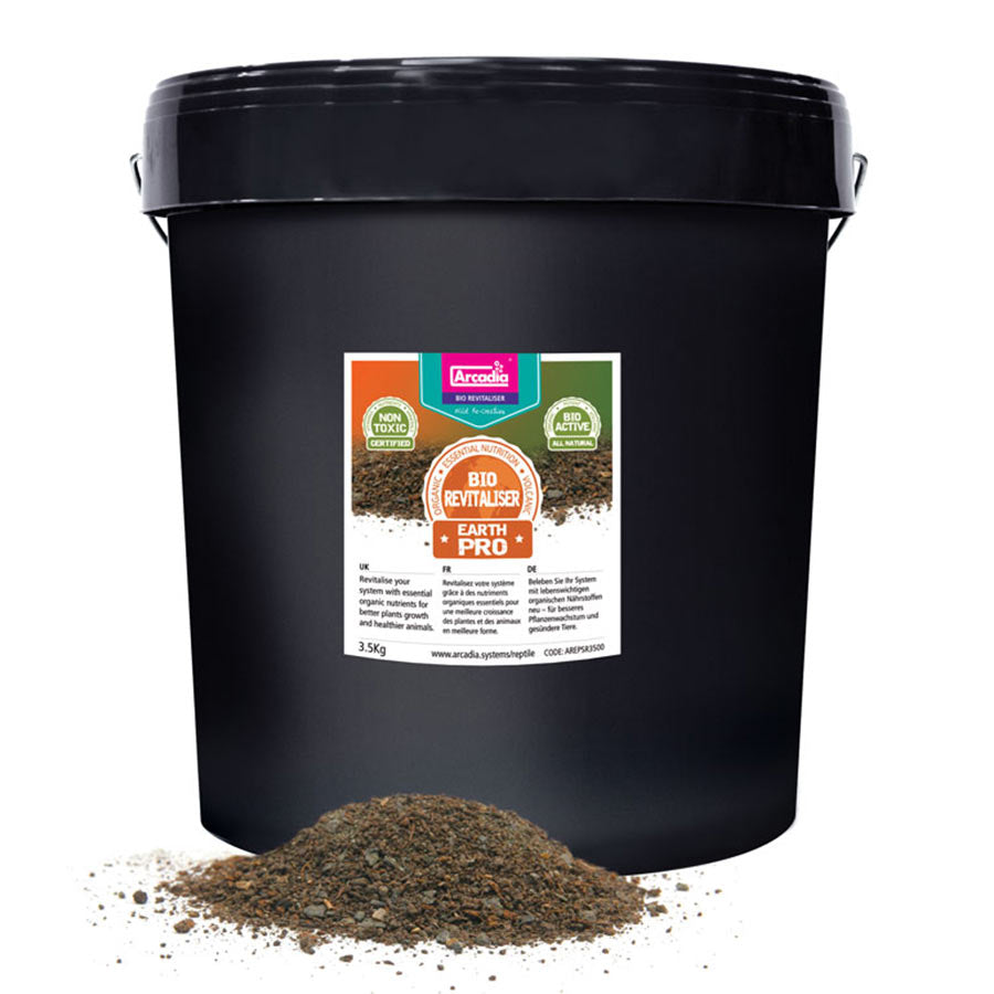 AR EarthPro Bio-Revitaliser 3.5Kg, AREPSR3500 - Creepy Critters