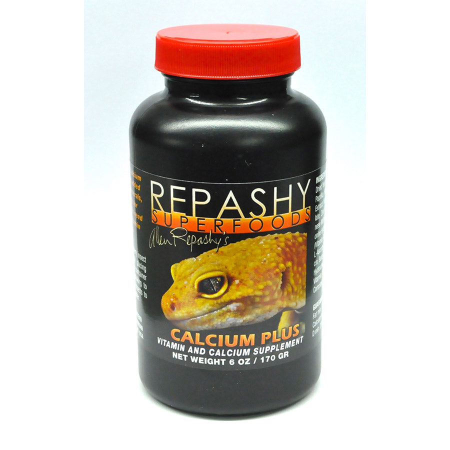 Repashy Superfoods Calcium Plus, 170g - Creepy Critters