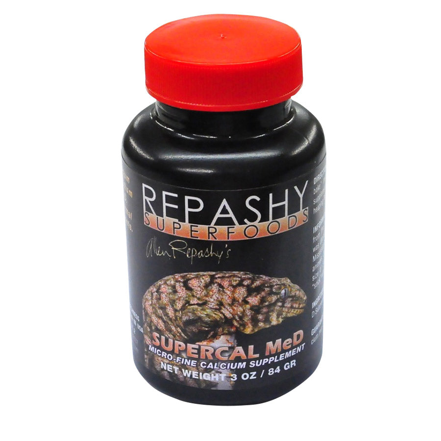 Repashy Superfoods SuperCal MeD 85g - Creepy Critters