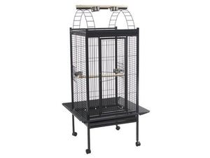 ASTRO OPEN TOP PAR CAGE/STAND GREY 156CM - Creepy Critters