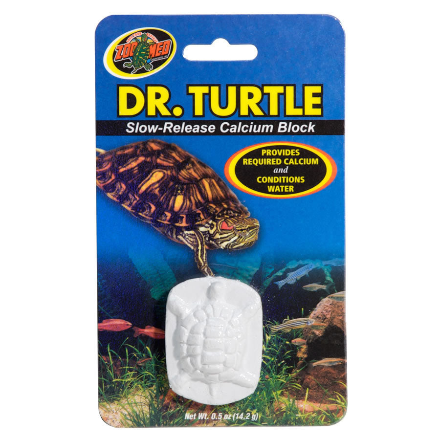 ZM Dr.Turtle Calcium Block, MD-11E - Creepy Critters
