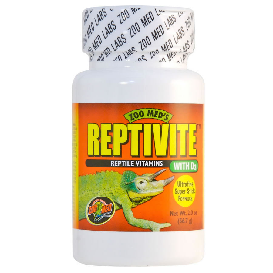 ZM Reptivite with D3 56.7g, A36-2 - Creepy Critters