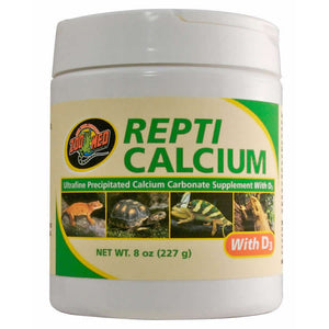 ZM Repti Calcium with D3 227g, A34-8 - Creepy Critters