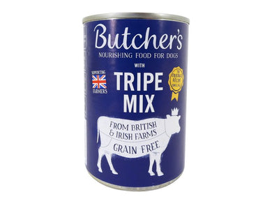 Butchers Original Tripe Loaf 400G - Creepy Critters