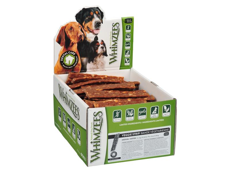 Whimzees Veggie Strip Chews