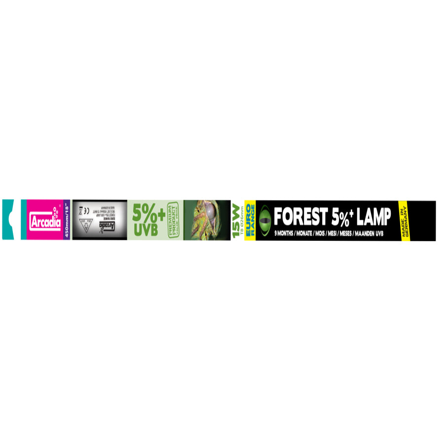 AR Euro Range Forest 5%+ 15W, 18in. FR15 - Creepy Critters