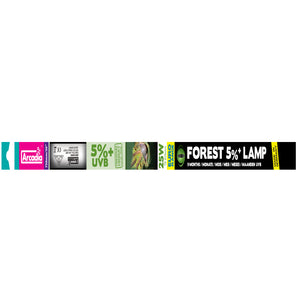 AR Euro Range Forest 5%+ 25W, 30in. FR25 - Creepy Critters