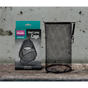 Arcadia Heat Lamp Cage 120mm 220m