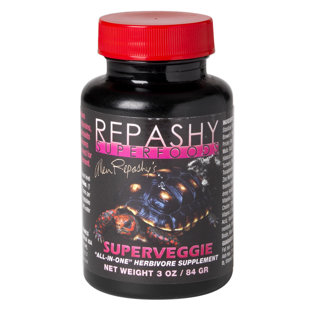 "Repashy Superfoods Super Veggie. An ""All-In-One"" 54g"