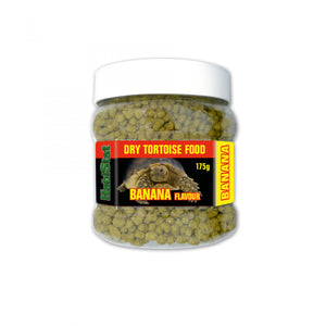 HabiStat Dry Tortoise Food Banana Flavour