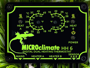 HH6 Twin Thermostat - Creepy Critters