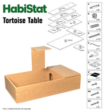 Load image into Gallery viewer, HabiStat Tortoise Table