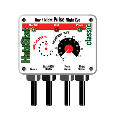 HabiStat Pulse Thermostat Day/Night Night Eye