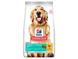 Science Plan Hill's Dog Perfect Weight Large 12kg
