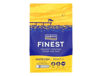 Fish4Dogs Finest Ocean White Fish