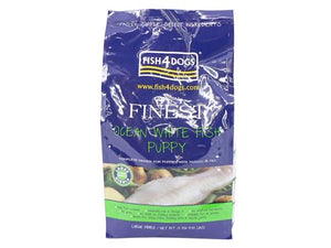 Fish4Dogs Finest White Fish Puppy Large 1.5kg
