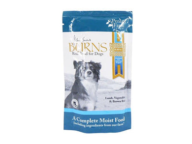 Burns Dog Penlan Lamb 150g 12pk