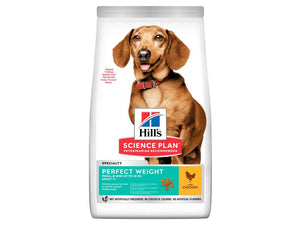 Science Plan Hill's Dog Perfect Weight Small & Mini 6kg