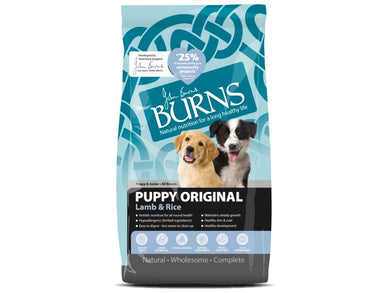 Burns Puppy Original Lamb