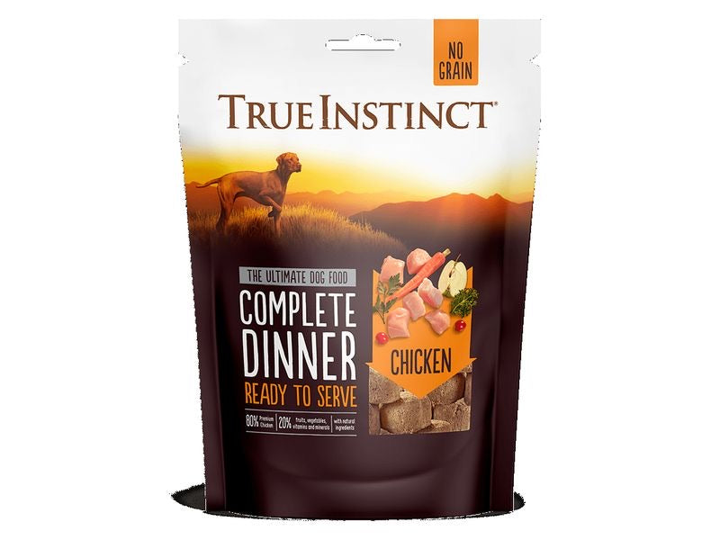 Nature's Menu True Instinct Complete Dinner Chicken 120g
