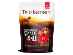 Nature's Menu True Instinct Complete Dinner Beef 120g